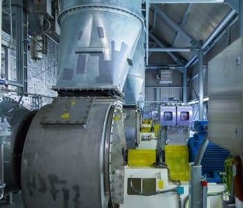repair of industrial fans