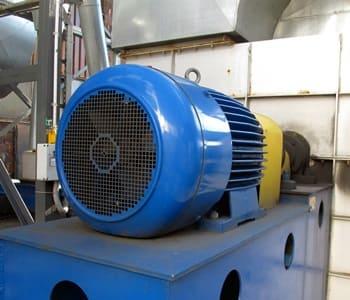 overhaul industrial fans service